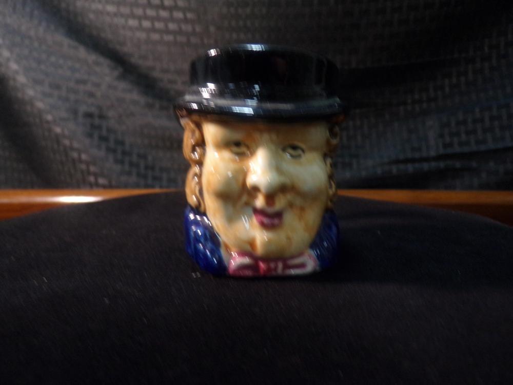 Occupied Japan Toby Style Mug