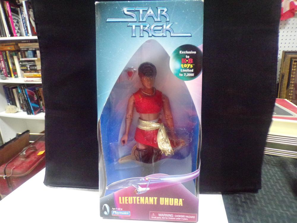 Star Trek Lt. Uhura Action Figure