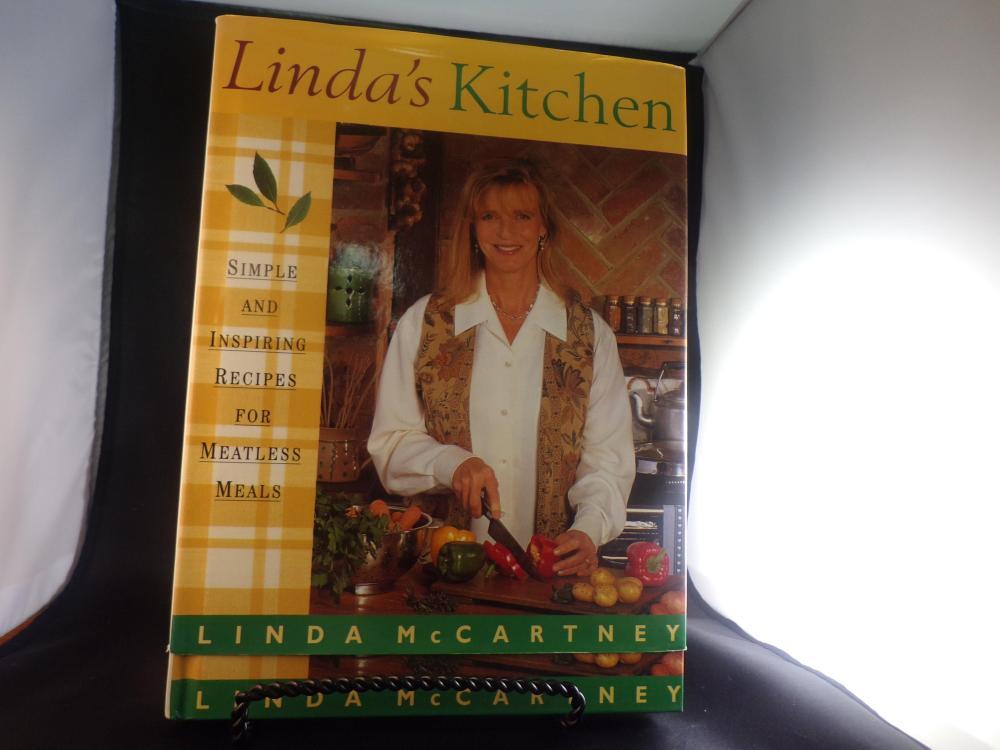 "Linda McCartney's ""Linda's Kitchen"""