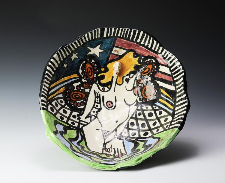 Nude Bowl, Laney K. Oxman