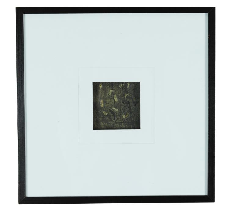 Abstract in a Shadowbox
