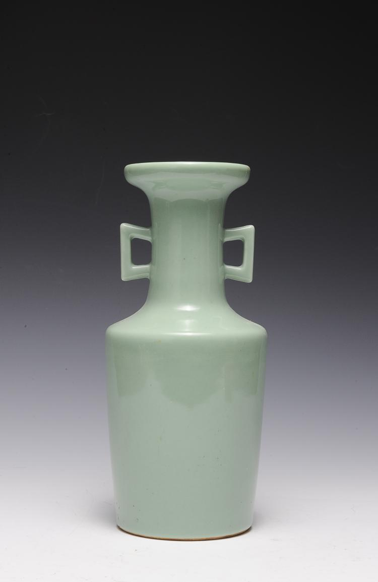 Pale Green Vase, Early 20th C.