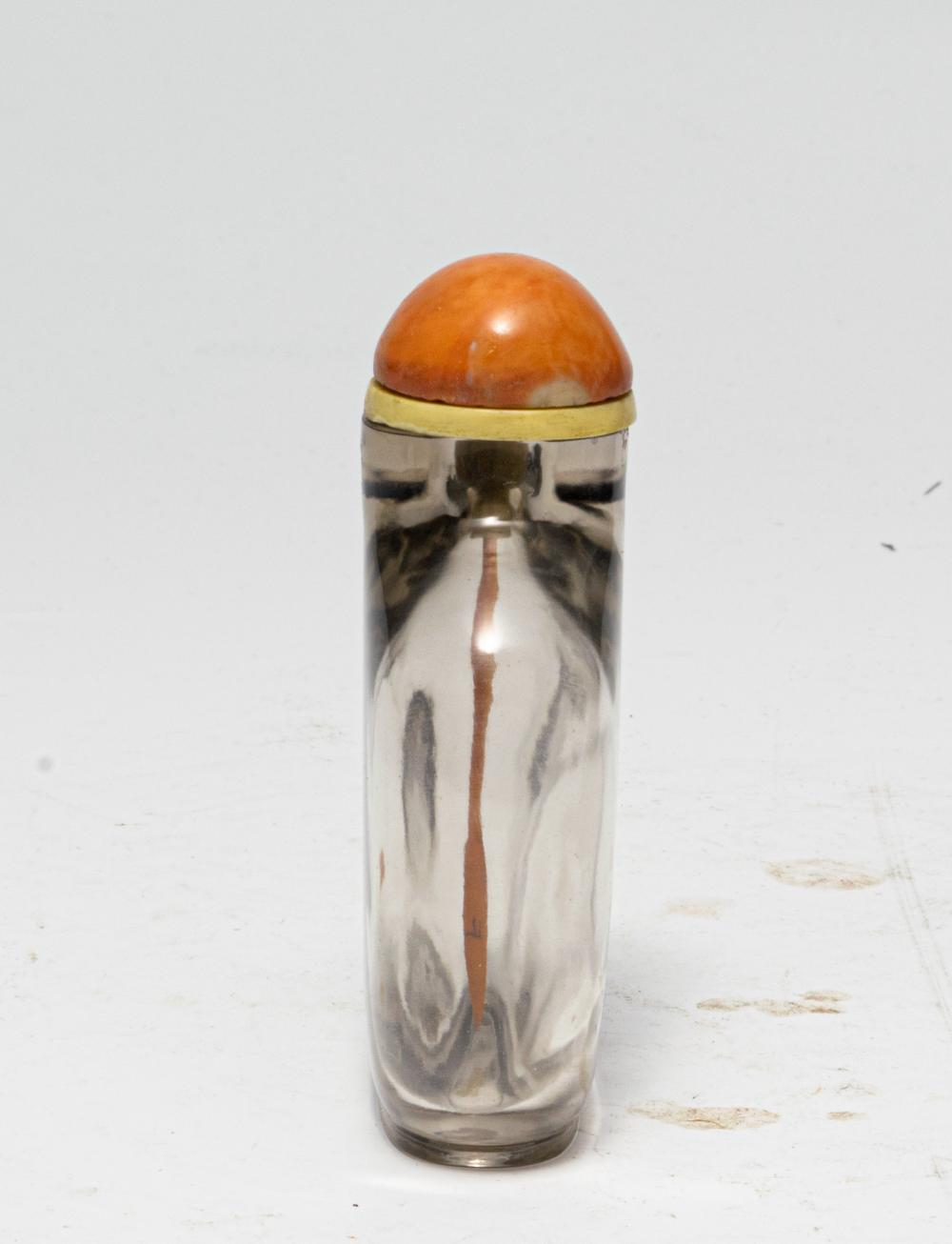 Lot 658: CHINESE ROCK CRYSTAL SNUFF BOTTLE, 18TH CENTURY