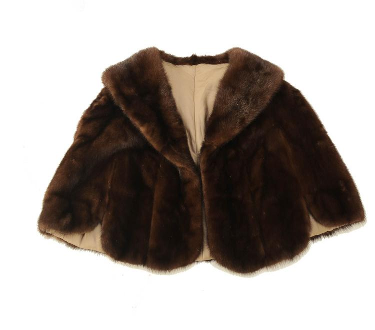Vintage mink stole - Stoel fur ...
