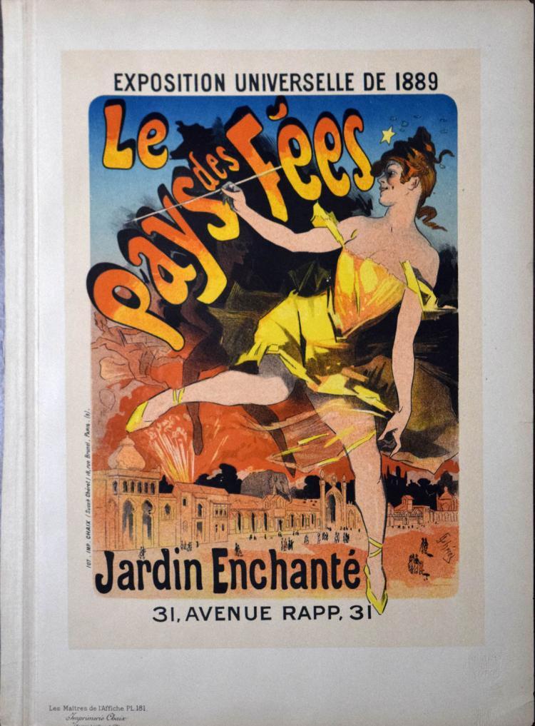 Jules Cheret Maitres de L'Affiche Poster