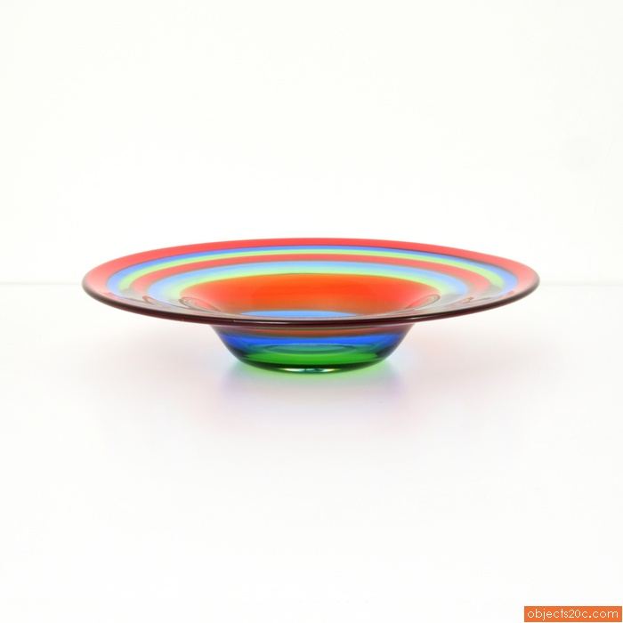 Large Fulvio Bianconi Bowl