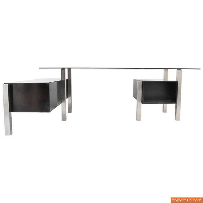 Forma Nova Rosewood Italian Desk