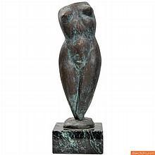 Larry Mohr Figurative Sculpture