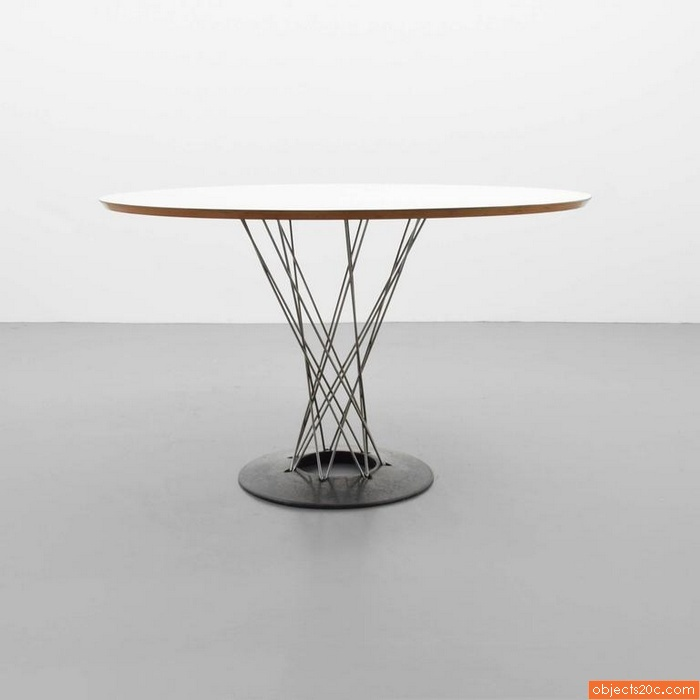 Early Isamu Noguchi CYCLONE Dining Table : H20373 L105893843 from www.invaluable.co.uk size 700 x 700 jpeg 57kB