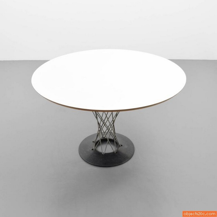 Early Isamu Noguchi CYCLONE Dining Table : H20373 L105893846 from www.invaluable.co.uk size 700 x 700 jpeg 51kB