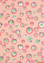 Takashi Murakami JELLYFISH EYES Wallpaper