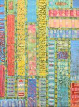 Matt Godwin Abstract Painting, Original Work