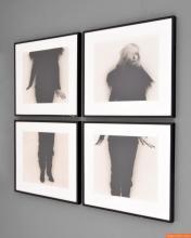 Christopher Makos Photographs, DEBORAH HARRY Quadriptych