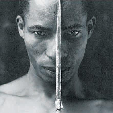 Mario Cravo Neto Eduardo w/dagger. Ed 5/25, 1993