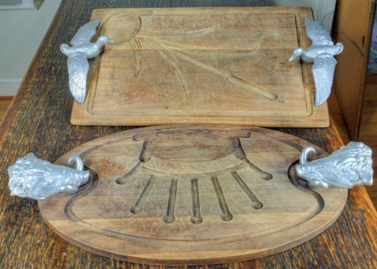 Arthur cort carving boards in l w