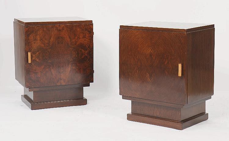 Paire de meubles art deco - Meuble art deco occasion ...