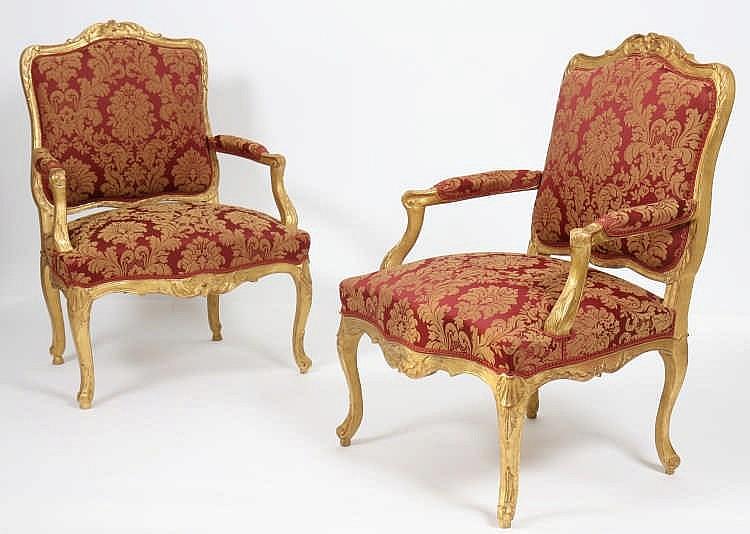fauteuil ancien louis xv 28 images louis xv armchair with a 224 la reine backrest or. Black Bedroom Furniture Sets. Home Design Ideas