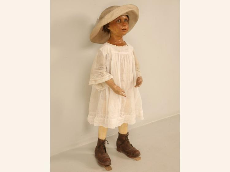 French Mannequin Doll
