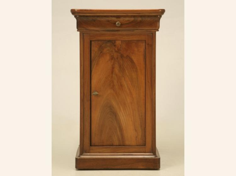 French Nightstand in the Style of Louis Philippe