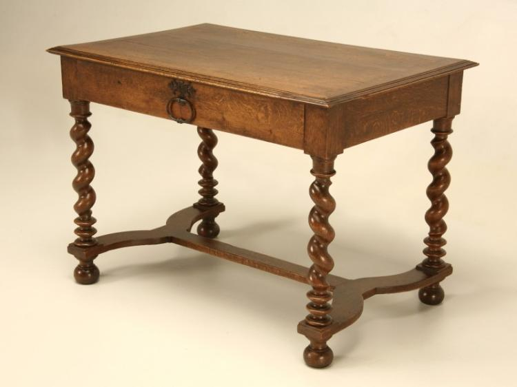 Antique French Writing Table or Desk