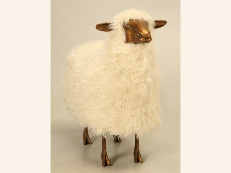 Claude Lalanne Sheep, Resin (Style of)