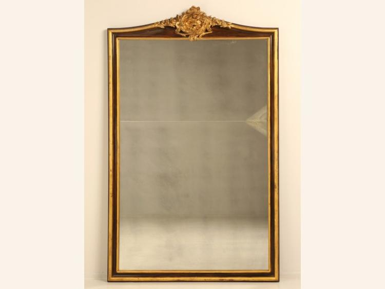 Grand Scale French Mirror