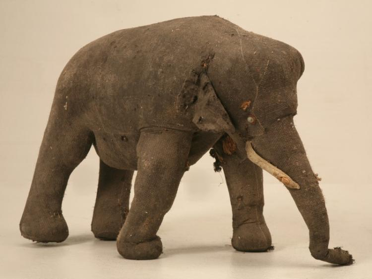 Child's Elephant Toy