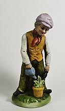 Porcelian  Figurine