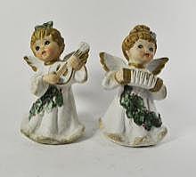 Vintage Porcelain Angels