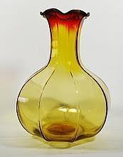 Hobbs Brocksher 1880's Vase