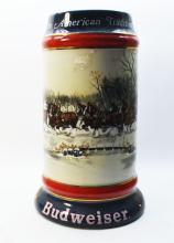 1990 Budweiser Commerative Mug