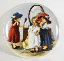 Jeanne Downs Collector Plate