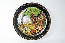 Ornate Thailand Fine Porcelain Collectors