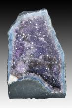 High Quality Amethyst   Cathedral Geode