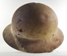 WW-2 Steel Civil Defense.Helmet