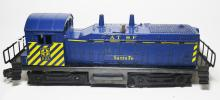 Lionel PW 633 Santa Fe SF NW2 Switcher 1962