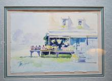 Tom Lynch Paintings Artwork For Sale Tom Lynch Art Value Price Guide