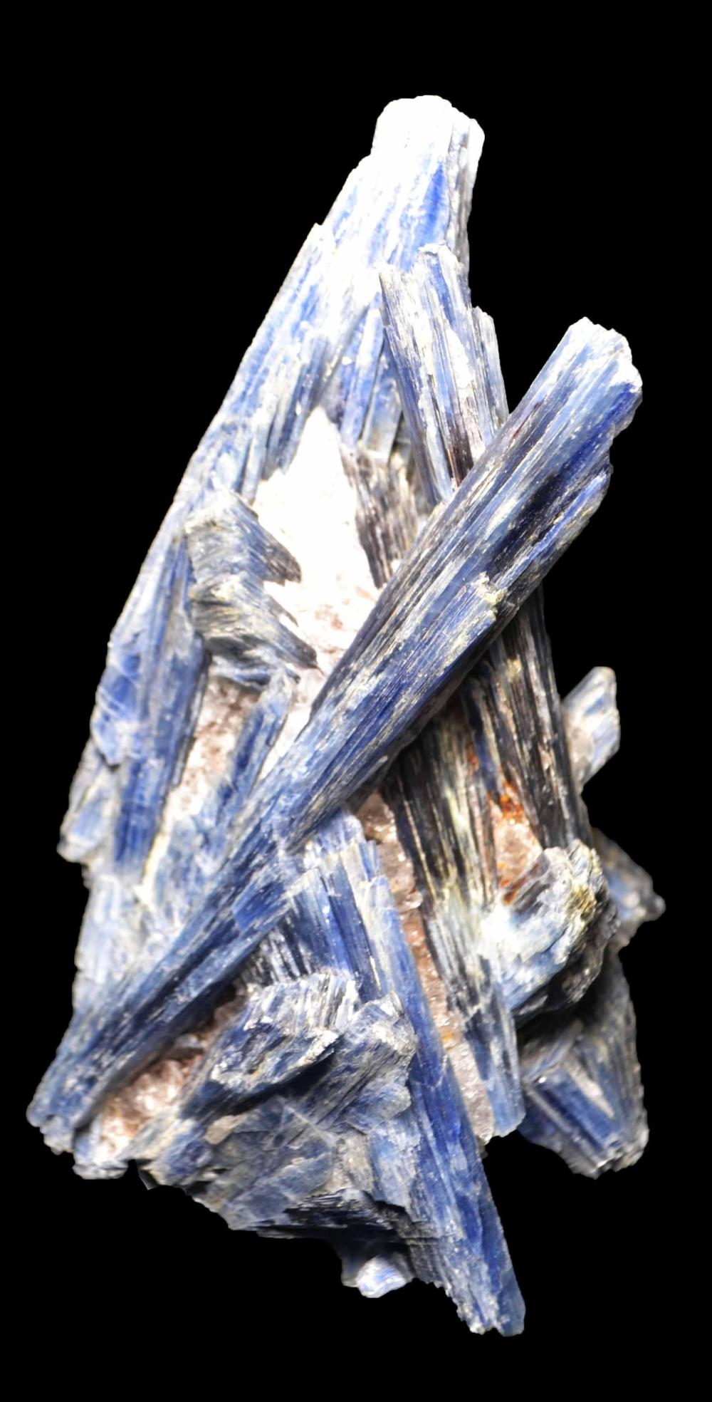 Sky Blue Kyanite-Natural Art