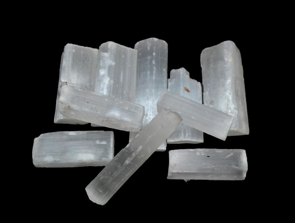 1-lb 2in.to 3in. Selenite Wands