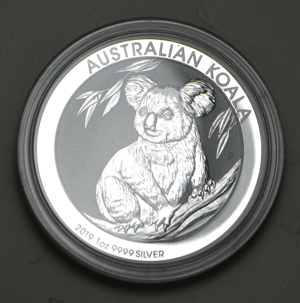 1oz. Australian Koala .999