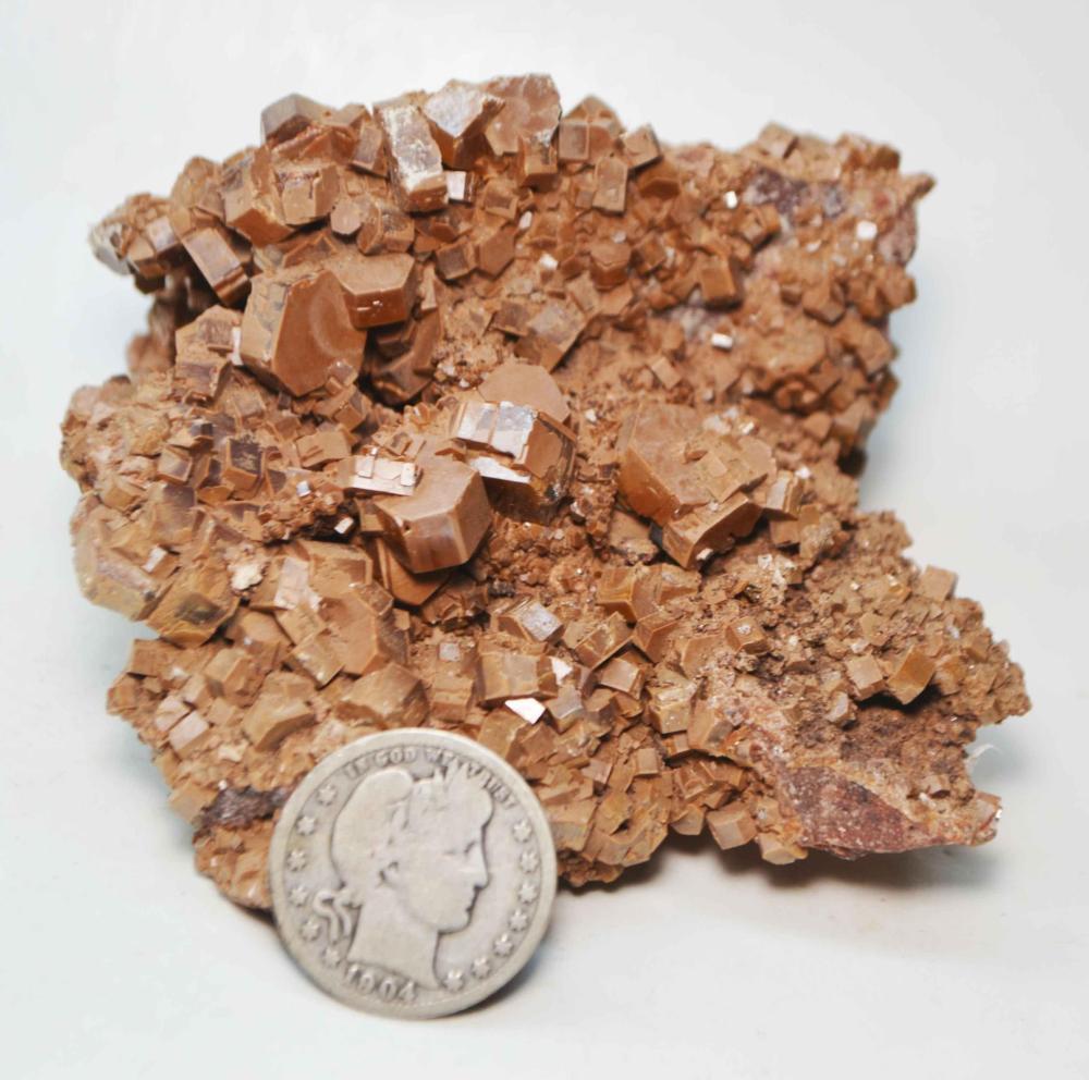 Rare-Arsenatian Vanadinite