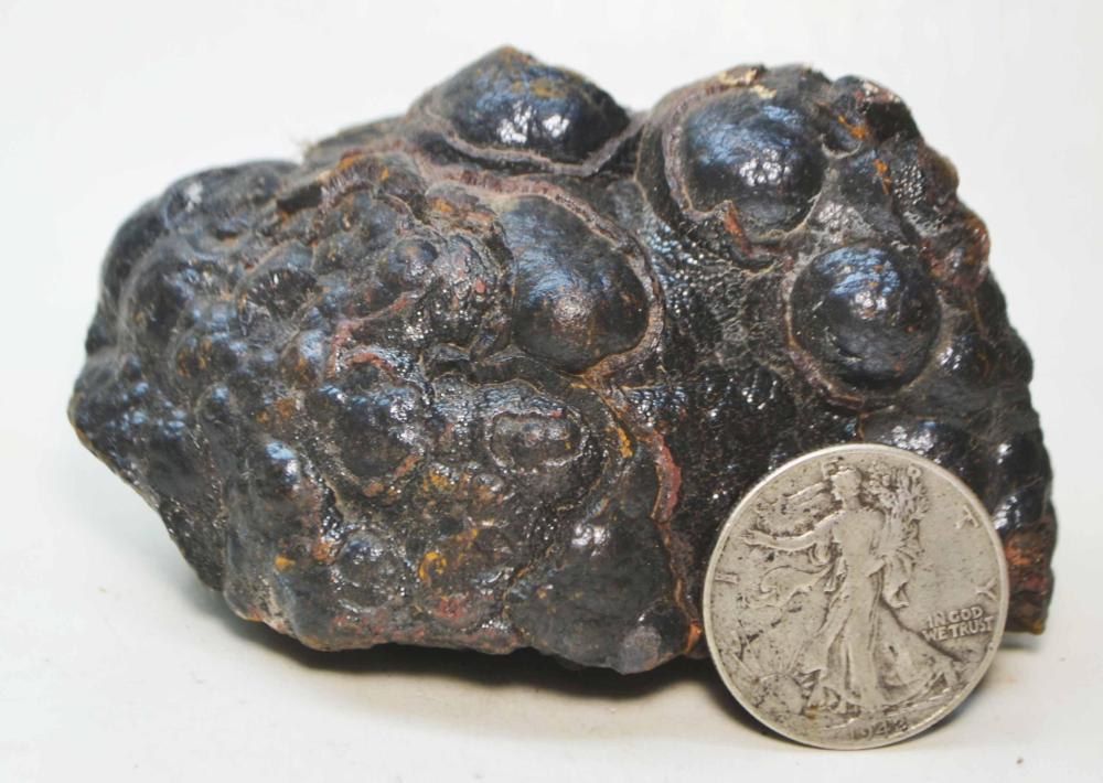 Large Cabinet Botryoidal Hematite- Kidney Ore