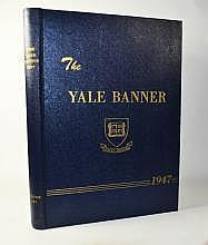 1947 Yale Banner/George Bush Included