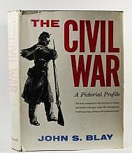 The Civil War;: A pictorial profile