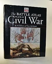The Battle Atlas of the Civil War-Editors of Time Life