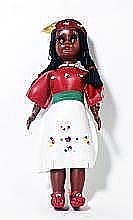 Native American Collector Doll