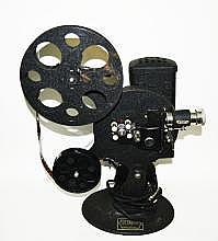 Working Antique 1931 16mm Keystone Kinescope Movie Camera Projecto