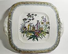 Vintage Chang Plate