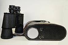 1950 Peerless Binocular With Transistor Radio