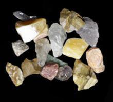 Assorted Semi-Precious Stones